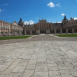 The Royal Palace of Aranjuez (Spain) — Stockvideo