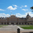 Royalty-Free Stock ベクターイメージ: The Royal Palace of Aranjuez (Spain)
