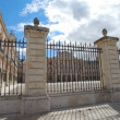 Stock Video: The Royal Palace of Aranjuez (Spain)