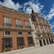 The Royal Palace of Aranjuez (Spain) — Stok video