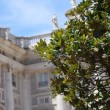 Royal Palace at Madrid Spain — Stock Video