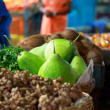 Various vegetables at vegetable market. India - Stockfoto