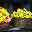 Flower Garlands for Hindu Religious Ceremony — Stock Photo #14450103