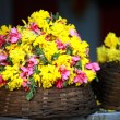 Flower Garlands for Hindu Religious Ceremony — Stock Photo #14450107