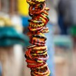 Traditional India souvenirs - Stock Photo