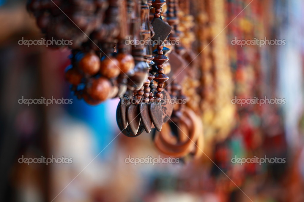 Traditional India souvenirs  — Foto Stock #14451441