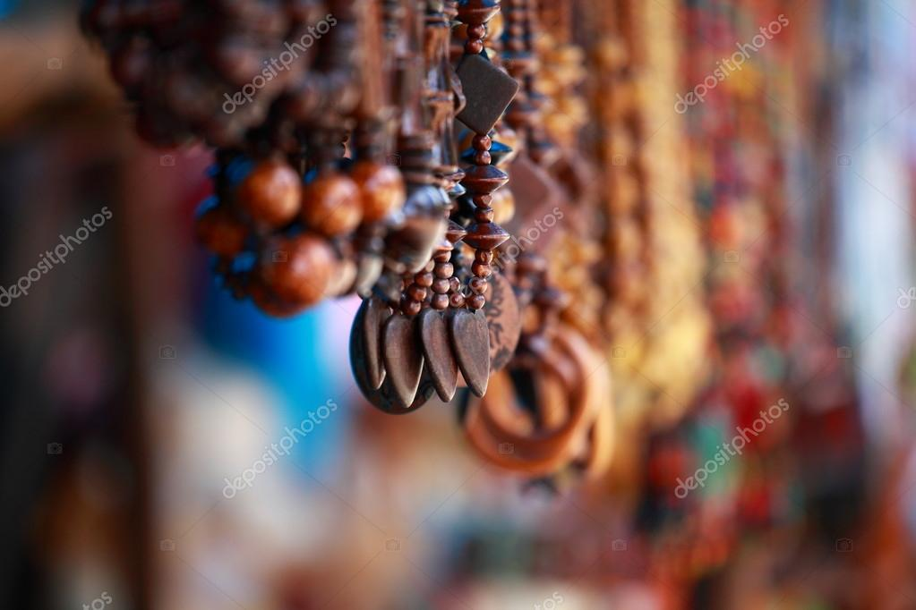 Traditional India souvenirs  — Stock Photo #14451441