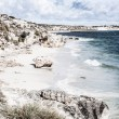 Scenic view over one of the beaches of Rottnest island — Stock Photo #18301229