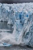 View of the magnificent Perito Moreno glacier, patagonia, Argentina. — Stock Photo