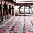 Jama Masjid Mosque, old Delhi, India. — Stock Photo #18335643