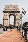 India Gate, Delhi. India — Stock Photo