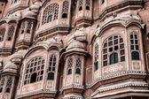ハワー ・ マハル、風、ジャイプール、ラジャスタン州、インドの宮殿. — ストック写真