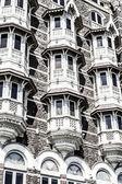 Luxury historic hotel Taj Mahal Palace in Mumbai ( formerly Bombay ), India, Asia — Stock Photo