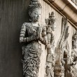 Golden Buddha in Thailand  — Stock Photo