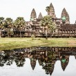 Temples in Angkor, near Siem Reap, Cambodia — Stock Photo #18348727