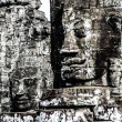 Temples in  Angkor, near Siem Reap, Cambodia - Stock Photo