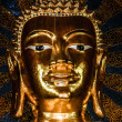 Golden Buddhin Thailand — Stockfoto #18351043
