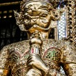 Traditional Thai architecture Grand Palace Bangkok — Stock Photo
