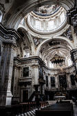 Basilique Santa Maria Maggiore de Bergame, Italy — Stock Photo