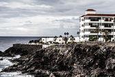 Coast and sea in Tenerife, Spain — Stock fotografie