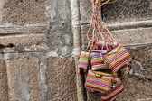 Local old morrocan market — Stock Photo