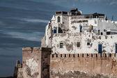 Essaouira kale, fas, afrika — Stok fotoğraf