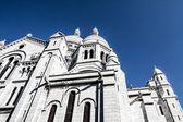 Sacre Coeur, Montmartre, Paris, France — Stock Photo