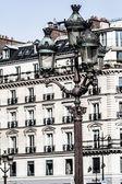 парижской архитектуры в осеннее время — Стоковое фото