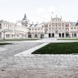 The Royal Palace of Aranjuez. Madrid (Spain) — Stock Photo #18751235