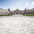 The Royal Palace of Aranjuez. Madrid (Spain) — Stock Photo #18751245
