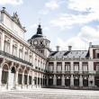 The Royal Palace of Aranjuez. Madrid (Spain) — Stock Photo #18751275