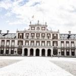 The Royal Palace of Aranjuez. Madrid (Spain) — Stock Photo #18751293