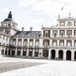 The Royal Palace of Aranjuez. Madrid (Spain) — Stock Photo