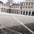 The Royal Palace of Aranjuez. Madrid (Spain) — Stock Photo #18751311