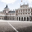 The Royal Palace of Aranjuez. Madrid (Spain) — Stock Photo #18751321