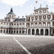 The Royal Palace of Aranjuez. Madrid (Spain) - Foto Stock