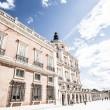 The Royal Palace of Aranjuez. Madrid (Spain) — Stock Photo #18751333