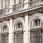The Royal Palace of Aranjuez. Madrid (Spain) — Stock Photo #18751539