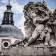 The Royal Palace of Aranjuez. Madrid (Spain) - ストック写真