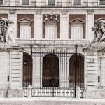 The Royal Palace of Aranjuez. Madrid (Spain) — Stock Photo #18751691