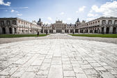 The Royal Palace of Aranjuez. Madrid (Spain) — Стоковое фото