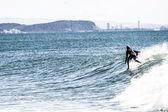 Queensland, avustralya sahilleri sörf — Stok fotoğraf