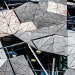 Stock Photo: Federation Square Melbourne