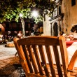 Cartagena de Indias at night, Colombia — Stock Photo