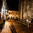 Cartagende Indias at night, Colombia — Stock Photo #19038333