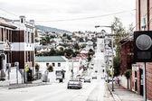 Hobart suburb, Tasmania, Australia — Stock Photo