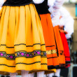 Traditional Spanish Dance — Stockfoto