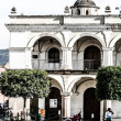 Typical architecture in Antigua Guatemala - Stock fotografie