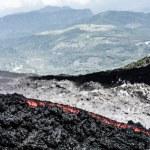 Volcano Fuego in Guatemala — Stock Photo #19452369