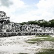 Historic place in Chichen Itza Mexico — Stock Photo